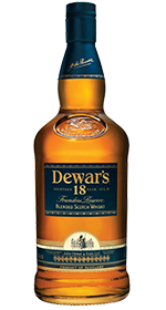 dewars18-years-old