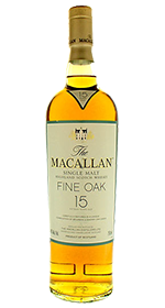 macallan15FineOak