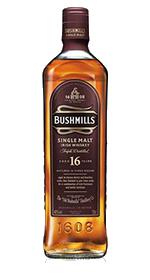 Bushmills16YearOld-SingleMaltBottle